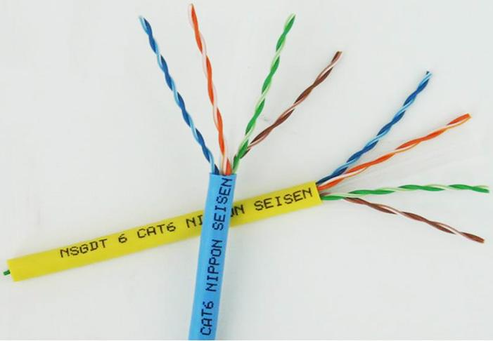 六类非屏蔽网络线